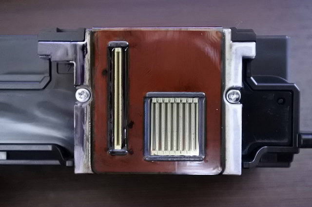 PIXUSプリンタ B200 復旧方法