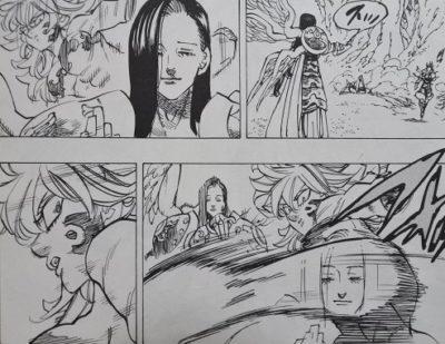 七つの大罪 四大天使考察