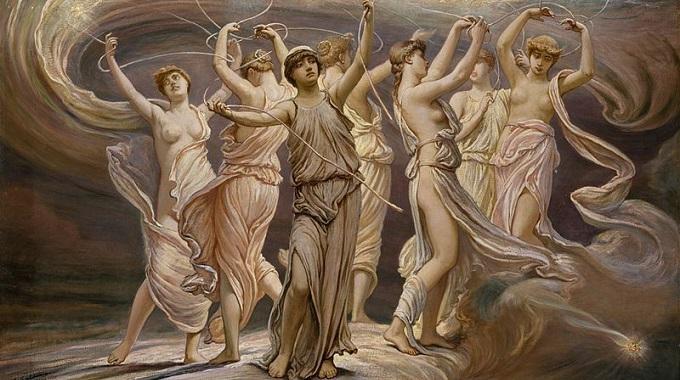 プレイアデス七姉妹