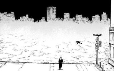 更地化した渋谷